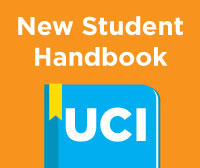 New Student Handbook Image and Link